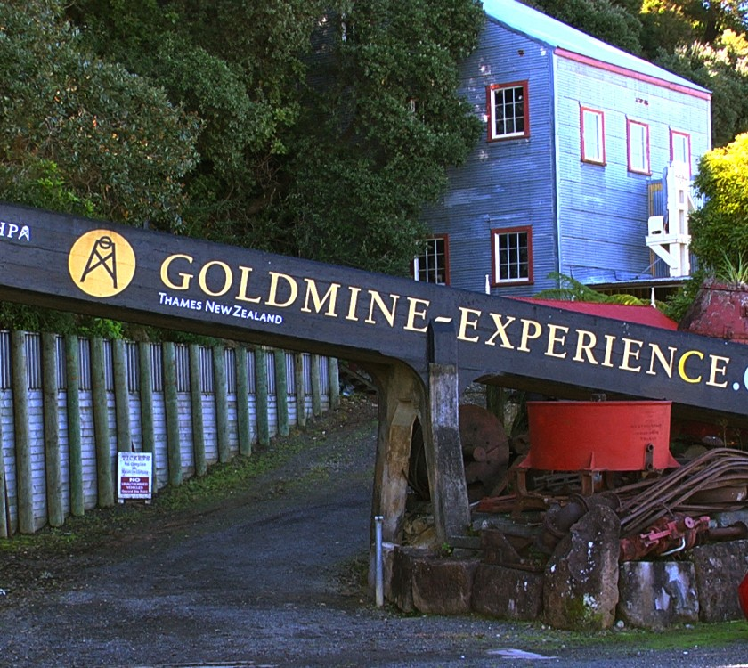 Goldmine Experience Thames