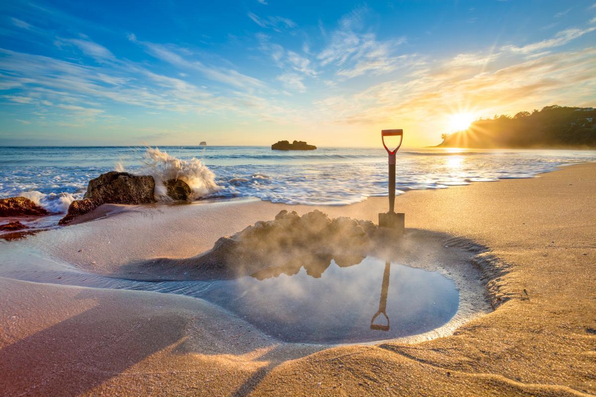 Hot beach frozen picture 48