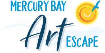 Merucry Bay Art Escape Logo