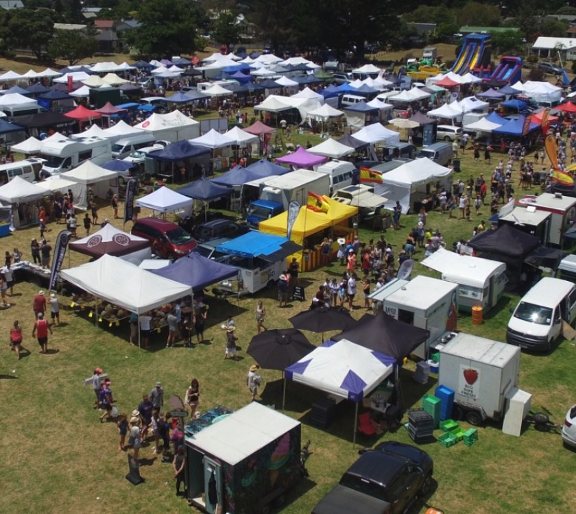 Pauanui Summer Series Market Day