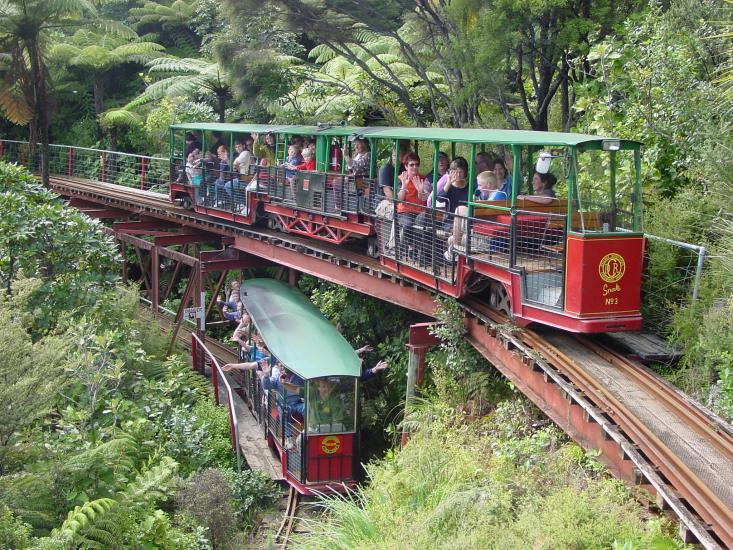 Driving Creek Railway And Potteries The Coromandel