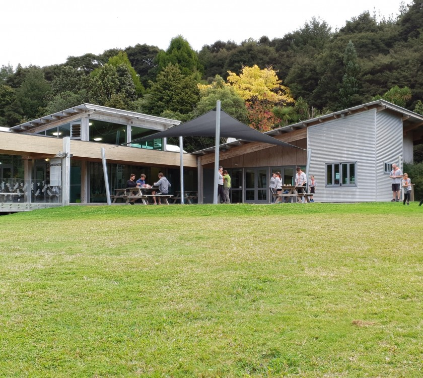 DOC Kauaeranga Visitor Centre