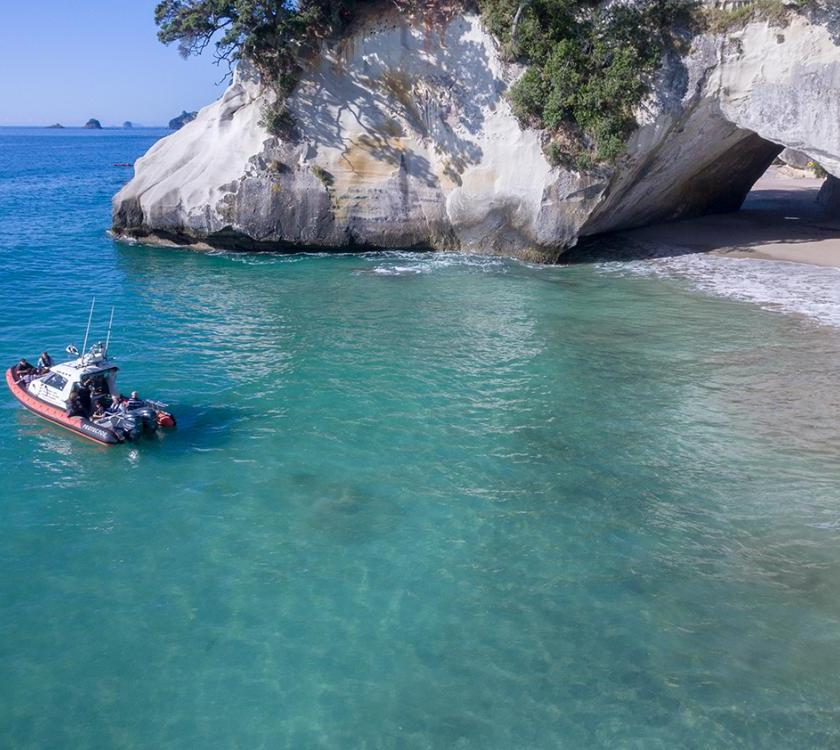 Cathedral Cove Cruises Ltd
