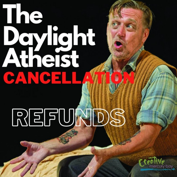 The Daylight Atheist - CANCELLED