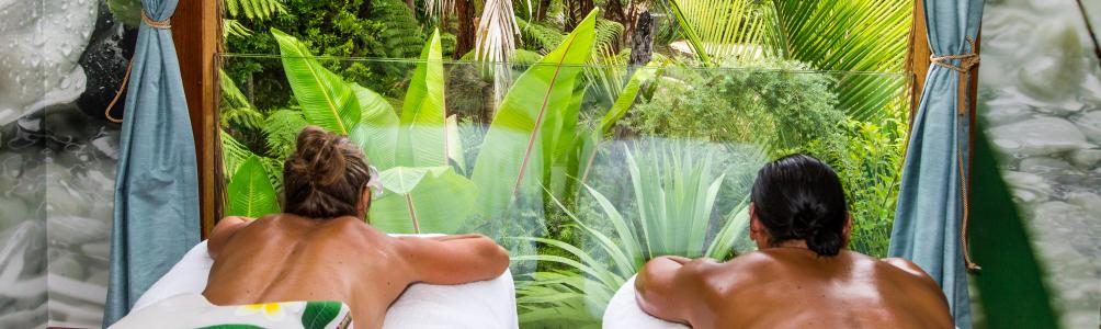 Day spas and wellness in The Coromandel